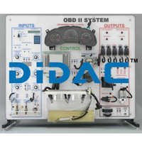 On Board Diagnostics OBD II System Trainer