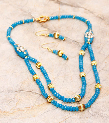 Majestic Turquoise Necklace