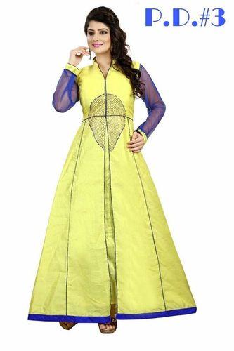 Bhagalpuri Print Designer Party Wear Stylish Kurti