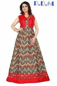 Exclusive Designer Party Wear Stylish Gown