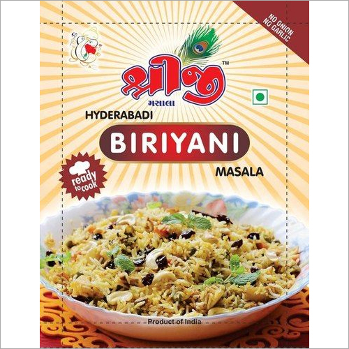 Hyderabadi Biryani Masala