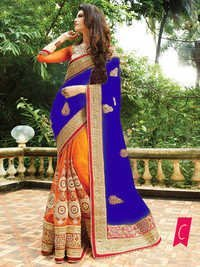 Stylish Designer Party Wear Exclusive Saree