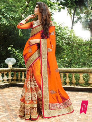 Exclusive Designer Party Wear Latest Saree