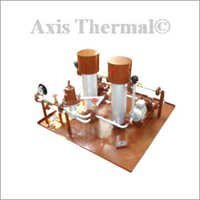 Duplex Pumping & Heating Unit