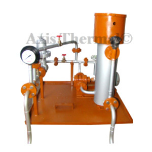 Simplex Pumping & Heating Unit