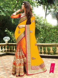 Designer Exclusive Party Wear Latest Saree