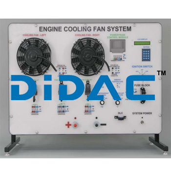 Engine Cooling Fan System