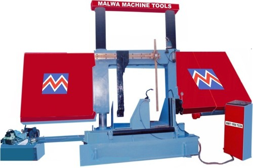 1000 TCSA Semi Automatic Band Saw Machine