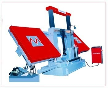 1250 TCSA Semi Automatic Band Saw Machine