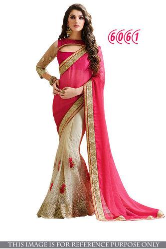 Designer Party Wear Fancy Latest Saree