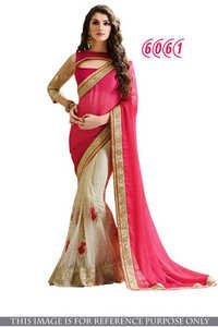 Designer Party Wear Fancy Latest Saree