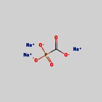 Foscarnet sodium hexahydrate
