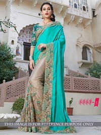 Ethnic Designer Party Wear Latest Saree