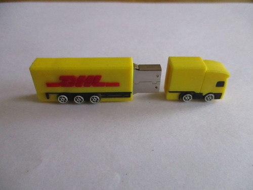 Vehicle Shape Pen Drive