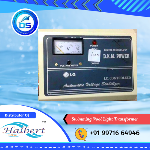 Swimming Pool Light Transformer