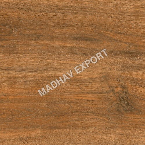 600 x 600 MM African Wood Polished Vitrified Tiles