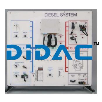 Diesel System Trainer