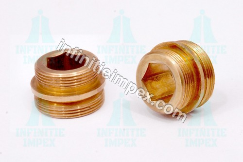 Brass Sanitary Hex Reducer
