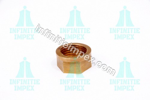 Brass Round Head Hex Nut