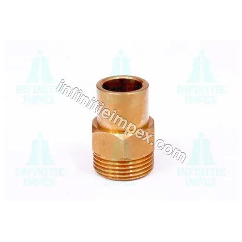 Brass Male Reducer