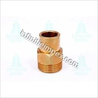 Brass Male Reducer
