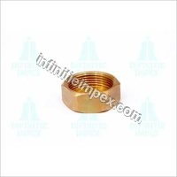 Brass Hex Sanitary Nut