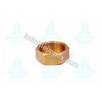 Brass Hex Sanitary Nut