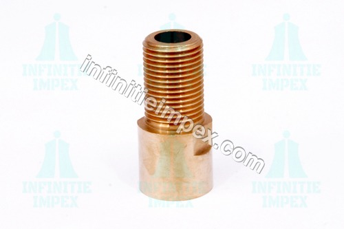 Brass Faucet Extension Nipple