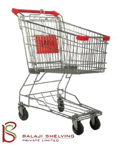 Shopping trolleys