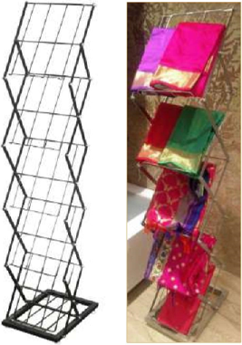 Collapsible  Display Stand