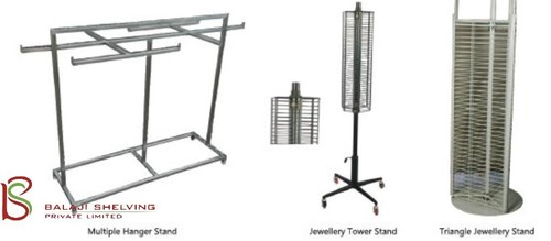 Counter and Stands