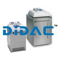 Vertical Stand Autoclaves