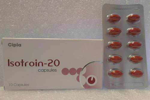 Isotroin Capsules 20mg