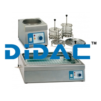 Water Oil Analogue Control Bath