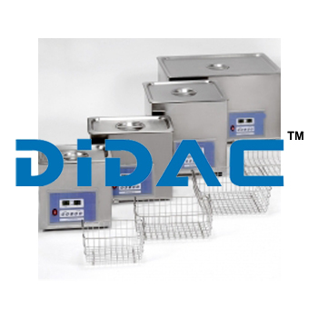Ultrasonic Cleaning Baths With Heating