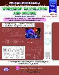 Workshop Calculation And Science- Electronic Mech Sem 1 To 4