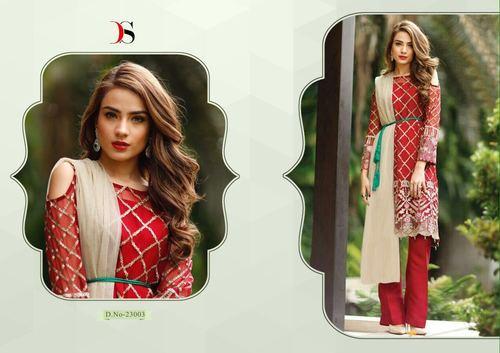 Designer Party Wear Exclusive Salwar Kameez
