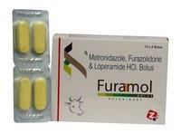 Furazolidone Metronidazole Loperamide Bolus