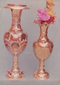 Large Floor Vases