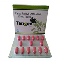 Carica Papaya Leaf Extract 1100mg