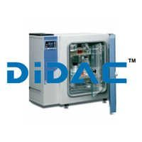 Cooled Low Temperature Incubator By Peltier Effect