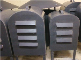 FRP Motor Guards