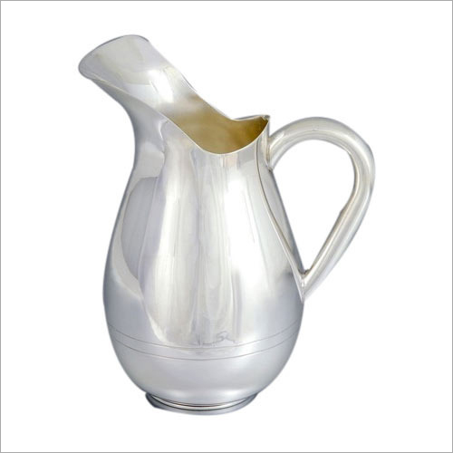 Silver Plated Water Jug