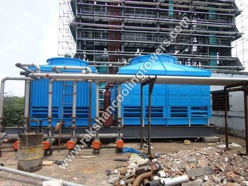 Cooling Towers Manufacturers in India