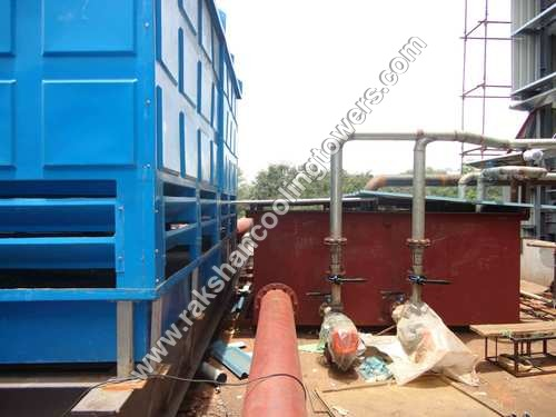 FRP Rectangular Cooling Tower
