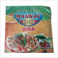 Mannat Gold Papad