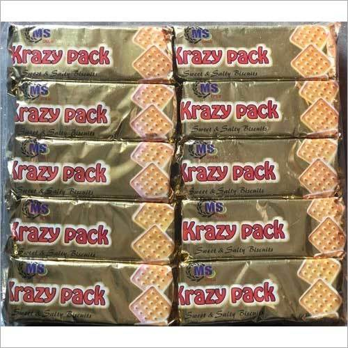 Krazy Pack Biscuits