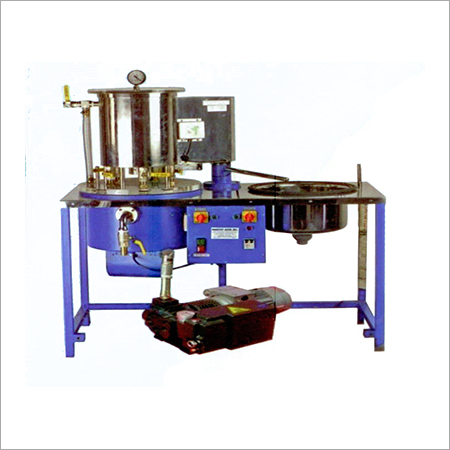 Investment Mixer Machine