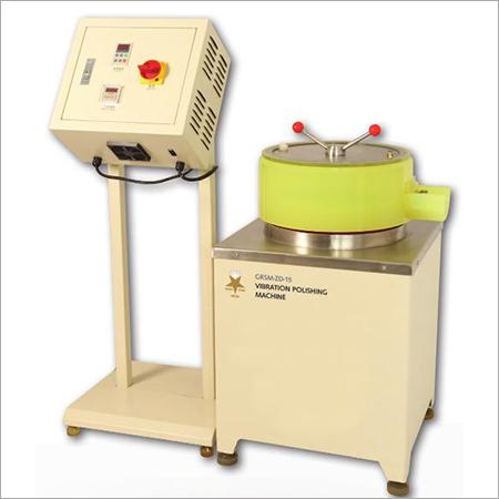 Ankitst Vibro Ploisher Machine