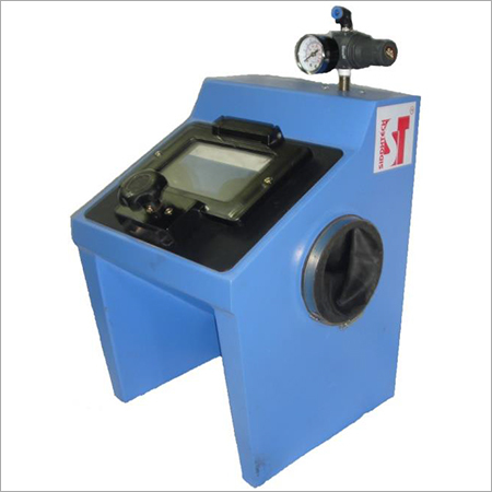 Dry Sand Blaster